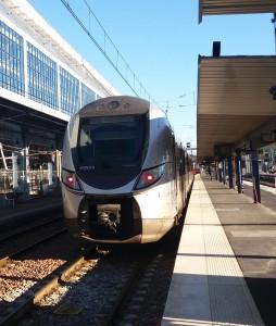 Gare de St Jean - BORDEAUX - 33