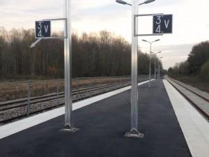 Ligne Creil-Beauvais - 60